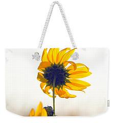 Sun Flower 101 Weekender Tote Bag