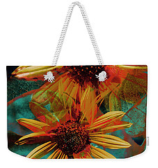 Sun Godess Weekender Tote Bag