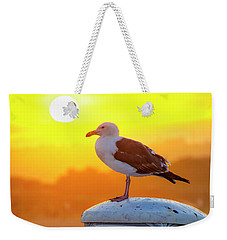 Sun Gull Weekender Tote Bag