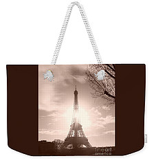 Sun In Paris Weekender Tote Bag