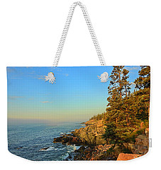 Sun-kissed Coast Weekender Tote Bag