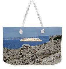 Sun Kissed Island Weekender Tote Bag
