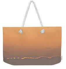 Sun N Clouds Weekender Tote Bag