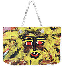 Sun Of Man Weekender Tote Bag