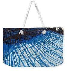 Sun Of Winter Shadows Weekender Tote Bag