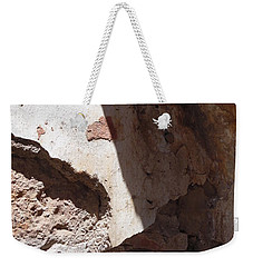 Sun On Stone Weekender Tote Bag by Esther Newman-Cohen