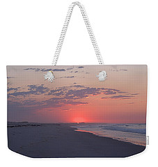 Weekender Tote Bag featuring the photograph Sun Pop by  Newwwman