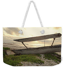 Sun Rays And Wooden Dhows Weekender Tote Bag