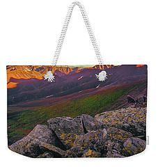 Sun Set Weekender Tote Bag