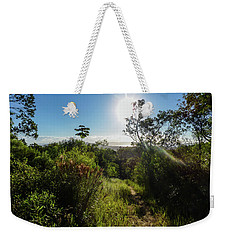 Sun Shining Over The Atlantic Forest Weekender Tote Bag