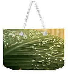 Sun Shower Weekender Tote Bag by Stefanie Silva