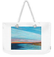 Sun Sliver Weekender Tote Bag