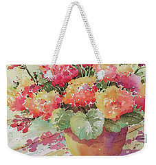 Sun Soaked Weekender Tote Bag