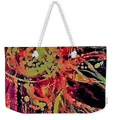 Sun Burst Iv Weekender Tote Bag
