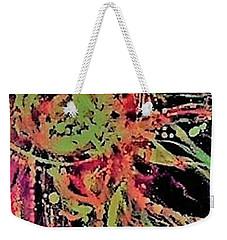Sun Burst II Weekender Tote Bag