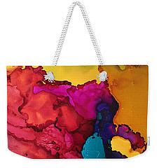 Sun Through The Boulders Weekender Tote Bag