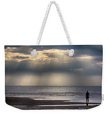 Sun Through The Clouds 2 5x7 Weekender Tote Bag