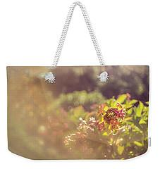 Sunbathe Morning Weekender Tote Bag