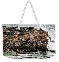 Sunbathing Starfish Weekender Tote Bag