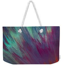 Sunburst Aura Weekender Tote Bag