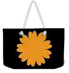 Sunburst Bloom Weekender Tote Bag