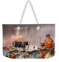 Sunburst Over Dugort, Achill Weekender Tote Bag