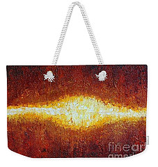 Sunburst Weekender Tote Bag by Teresa Wegrzyn