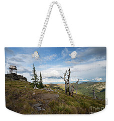 Sundance Lookout Weekender Tote Bag