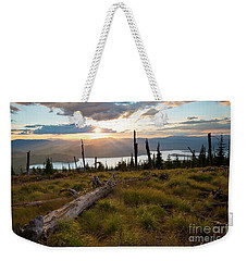 Sundance Sunset Weekender Tote Bag