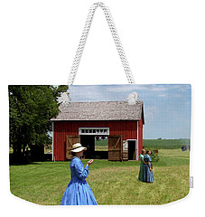 Sunday Afternoon At Chaplin Creek Weekender Tote Bag