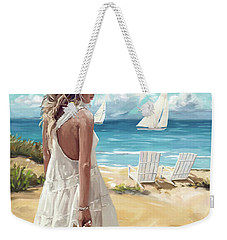 Sunday Afternoon At The Beach Weekender Tote Bag