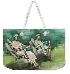 Sunday Afternoon Tea Weekender Tote Bag