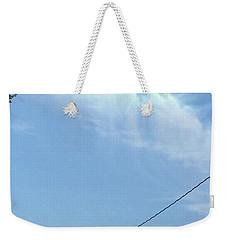 Sunday Angels  Weekender Tote Bag