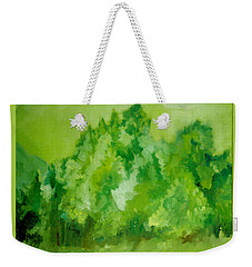 Sunday At Two Thirty Weekender Tote Bag