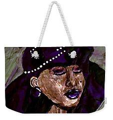 Sunday Best Weekender Tote Bag
