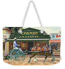 Sunday Best Weekender Tote Bag