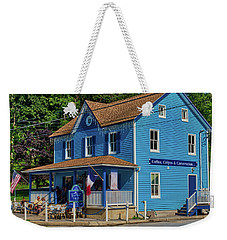 Weekender Tote Bag featuring the photograph Sunday Morning Brunch by Mark Dodd