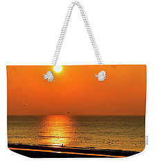 Sunday Weekender Tote Bag by Nadia Sanowar