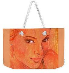 Sunday Weekender Tote Bag by P J Lewis