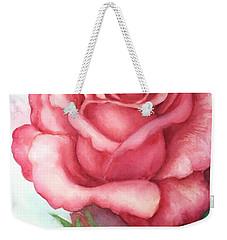 Sunday Rose Weekender Tote Bag