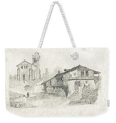 Sunday Service - No Borders Weekender Tote Bag