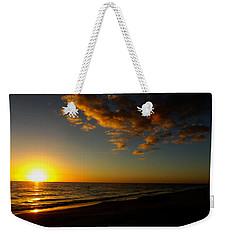 Sunday Sunset Redington Beach Weekender Tote Bag