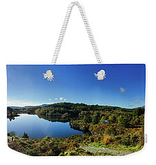 Weekender Tote Bag featuring the photograph Sunday Walk by Geoff Smith