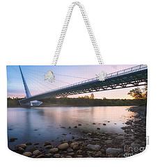 Sundial Bridge 7 Weekender Tote Bag