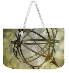 Sundial Weekender Tote Bag by Kathie Miller