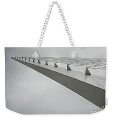 Sundial Perspective Weekender Tote Bag by Carol Lynn Coronios