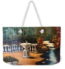 Sundial Plaza Weekender Tote Bag