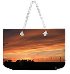 Sundown And Silhouettes Weekender Tote Bag