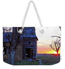 Sundown Church Weekender Tote Bag