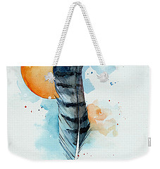 Sunfeather Weekender Tote Bag